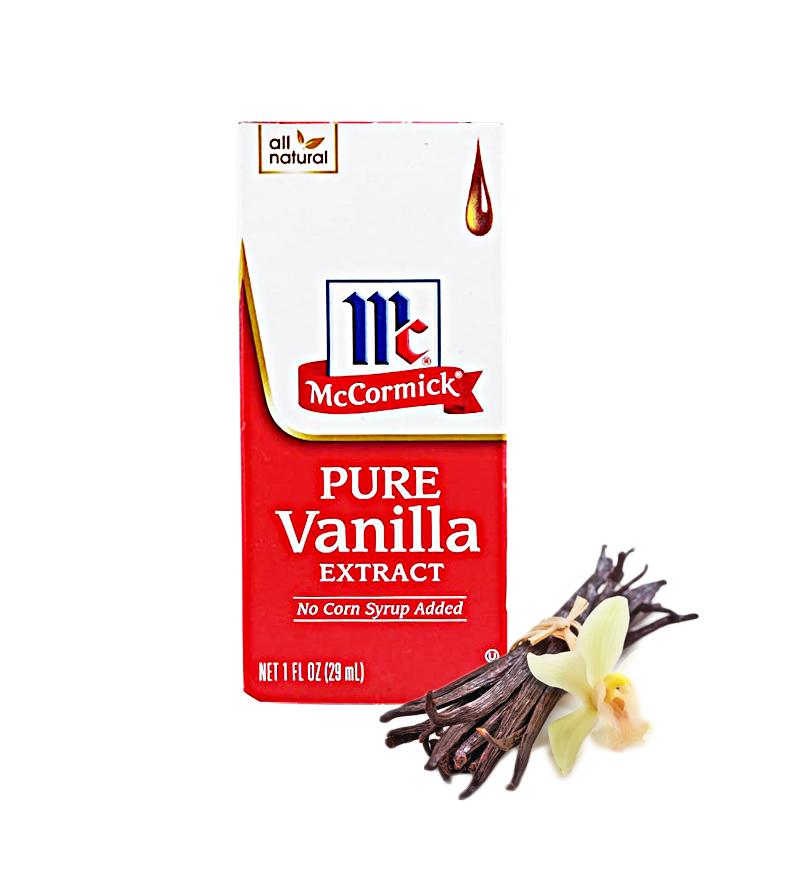 Mc Cormick กลิ่นวานิลลาเอ็กซ์แทรค (Vanilla Extract) (29ml)