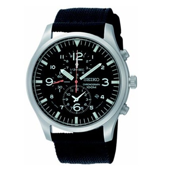 SEIKO Gents Chronograph Men's Watch รุ่น SNDA57P1