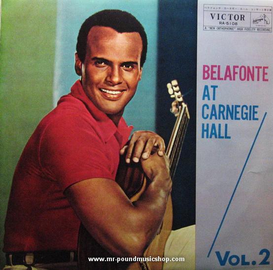 Harry Belafonte - At Carnegie Hall Vol.2