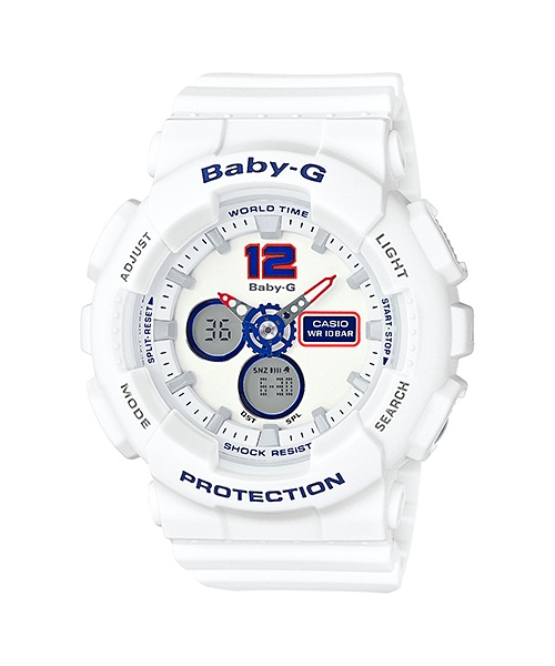 นาฬิกา CASIO Baby-G Tricolor BA-120TR-7B