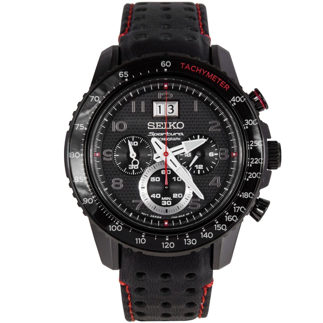 Seiko Sportura Chronograph Tachymeter SPC141P1