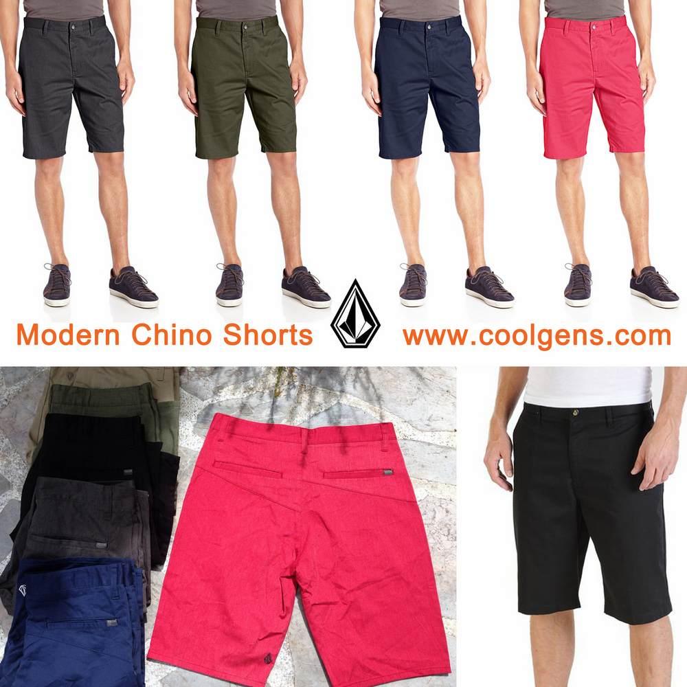 Valcom Modern Chino Shorts