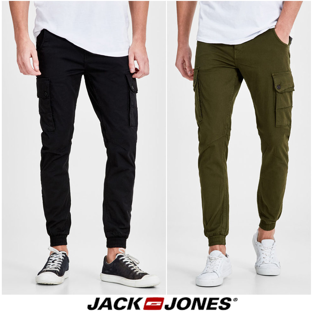 JACK & JONES PAUL WARNER CARGO PANTS
