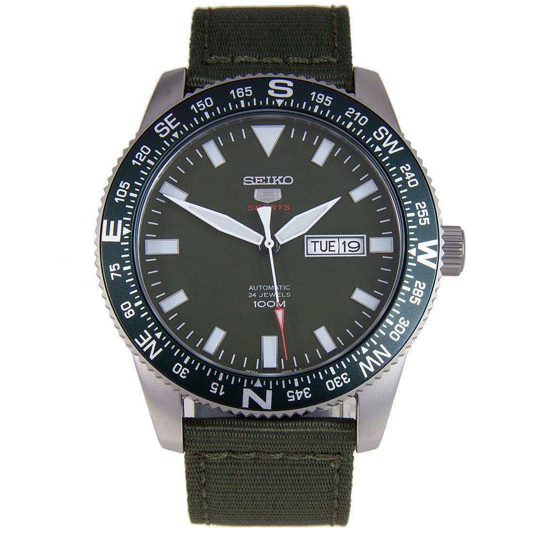Seiko 5 Sports Automatic Watch SRP663K1