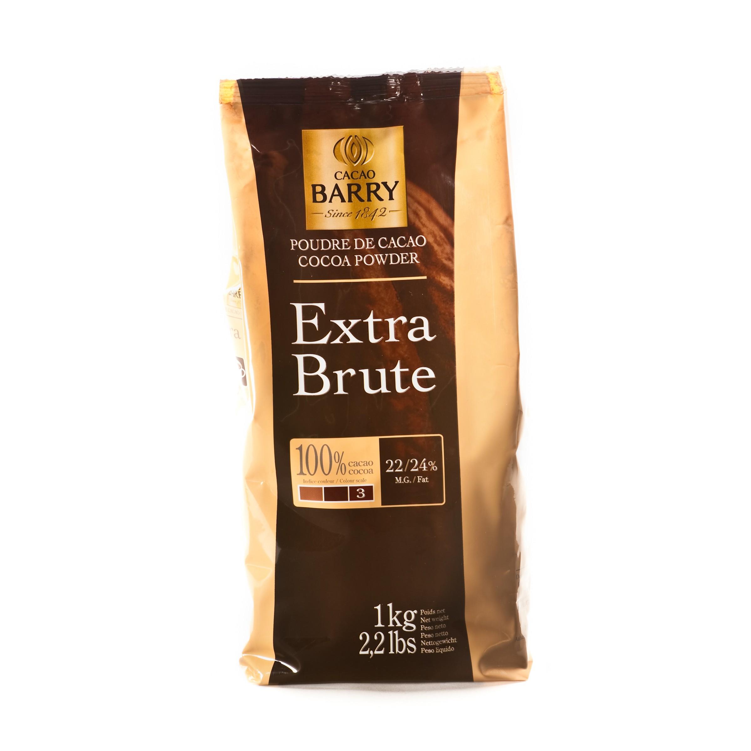 Cacao barry powder Extra Brute 1Kg