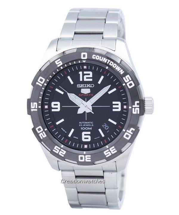 นาฬิกาข้อมือ Seiko 5 Sports Automatic SRPB81J1(Made in Japan)