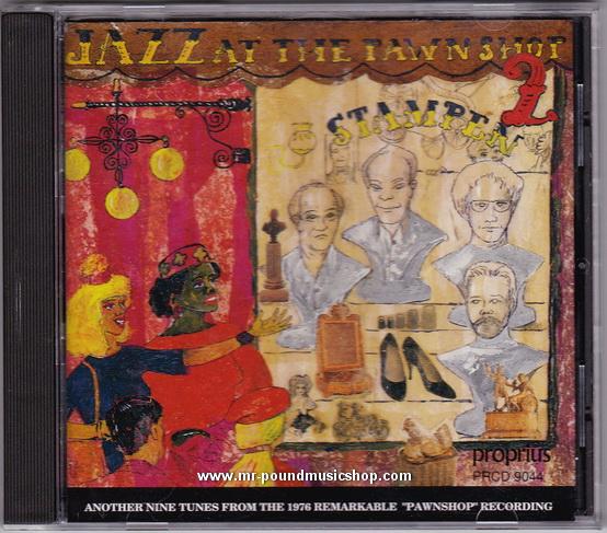Arne Domnerus - Jazz at the Pawnshop 2