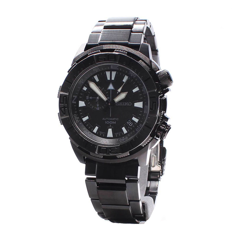 Seiko Analog Casual Mens Automatic Watch SSA051K1