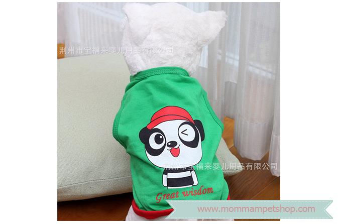 เสื้อผ้าสุนัข แมว