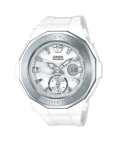 นาฬิกา CASIO Baby-G Beach Glamping Series รุ่น BGA-220-7A