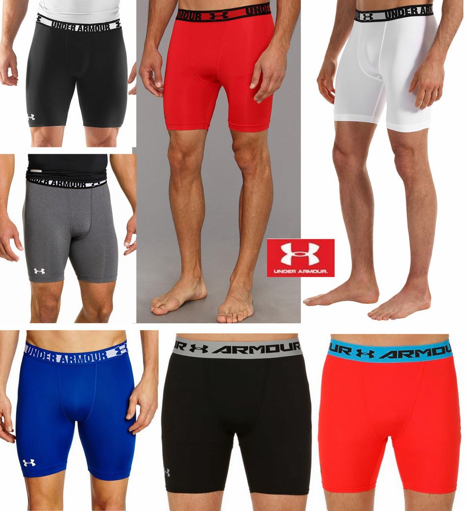 UNDER ARMOUR SONIC COMPRESSION SHORT ( New 24-01-59 )