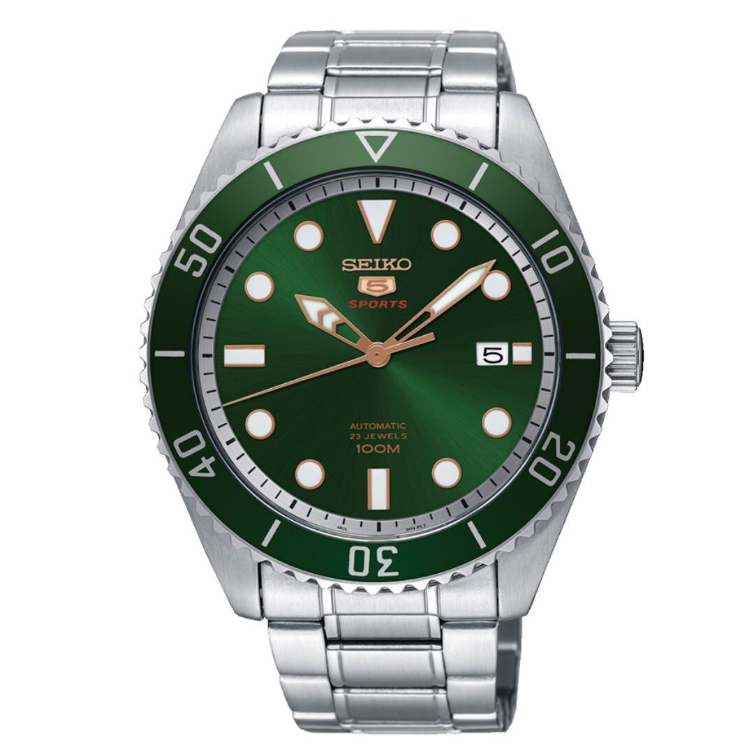 นาฬิกาข้อมือ Seiko 5 Sports Automatic SRPB93J1(Made in Japan)