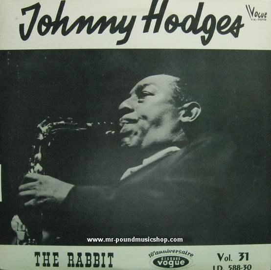 Johnny Hodes and his Orchestra - The Rabbit