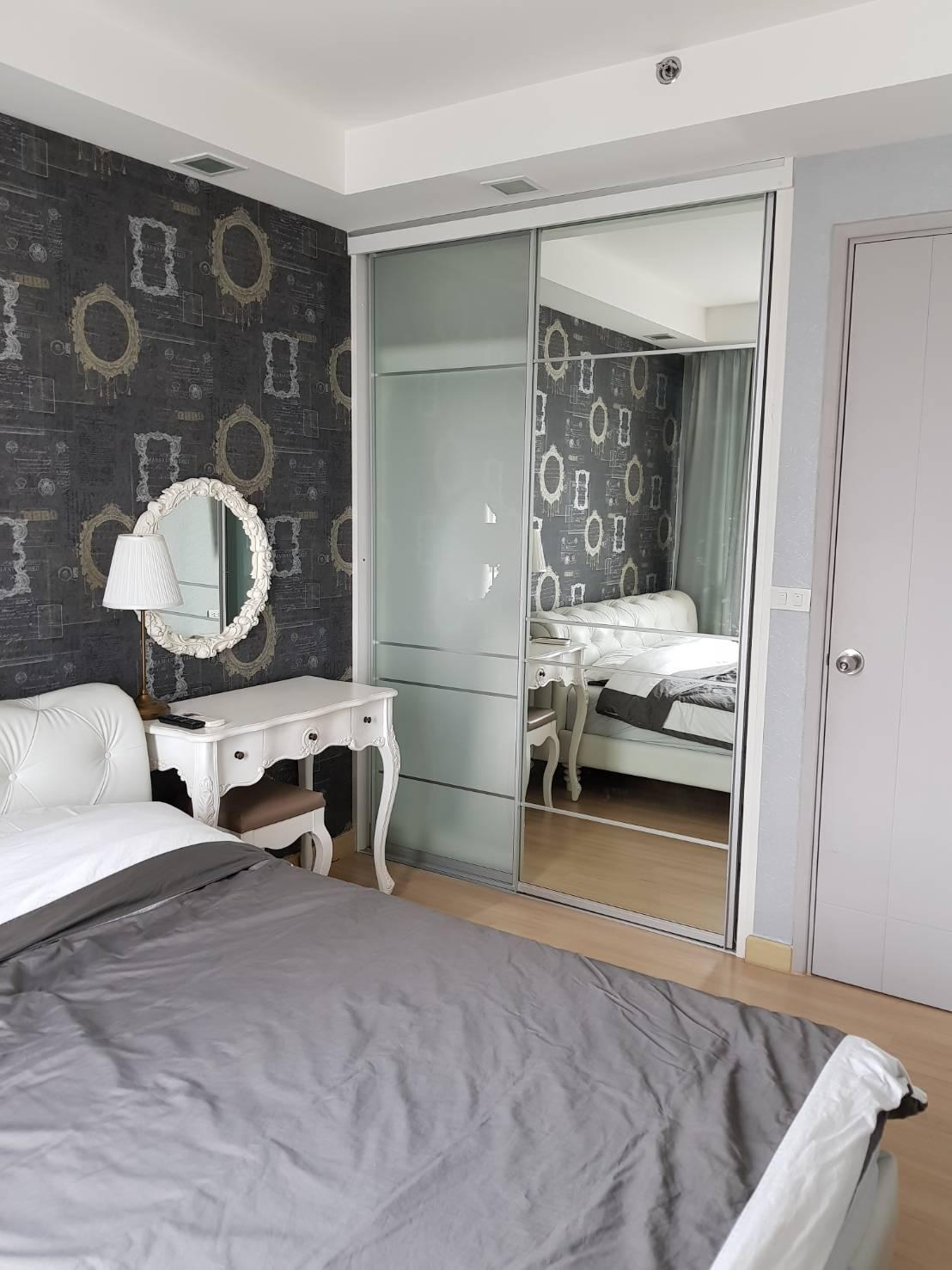 ให้เช่าคอนโด Thru Thonglor (ทรู ทองหล่อ) 1 ห้องนอน 1 ห้องน้ำ ขนาด 36. ตรม. ชั้น 25