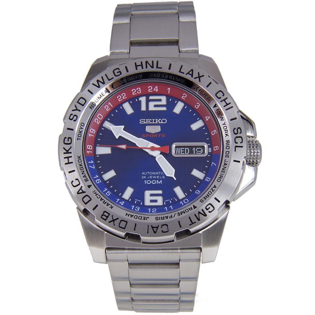 Seiko 5 Sports Automatic Watch SRP681K1
