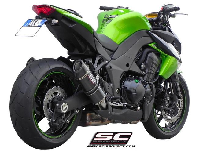 SC Project Oval Carbon Kawasaki Z1000