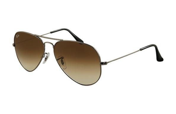 แว่นกันแดด Ray Ban Aviator RB3025 014/51 size 55 mm.