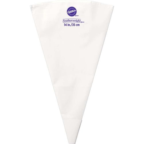 "Wilton 14"" Feather Weigh Piping Bag (404-5140)"