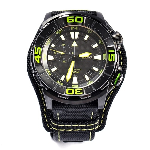 Seiko Superior Automatic Limited Edition Men's Watch รุ่น SSA059K1