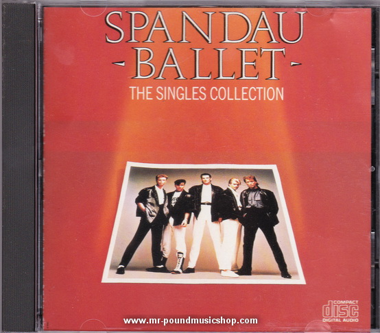 Sapandau Ballet - The Singles Collection