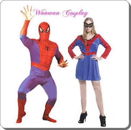 ให้เช่าชุดซุปเปอร์ฮีโร่ ชุดสไปเดอร์แมน ชุดAvengers ชุด Marvel ราคาถูก