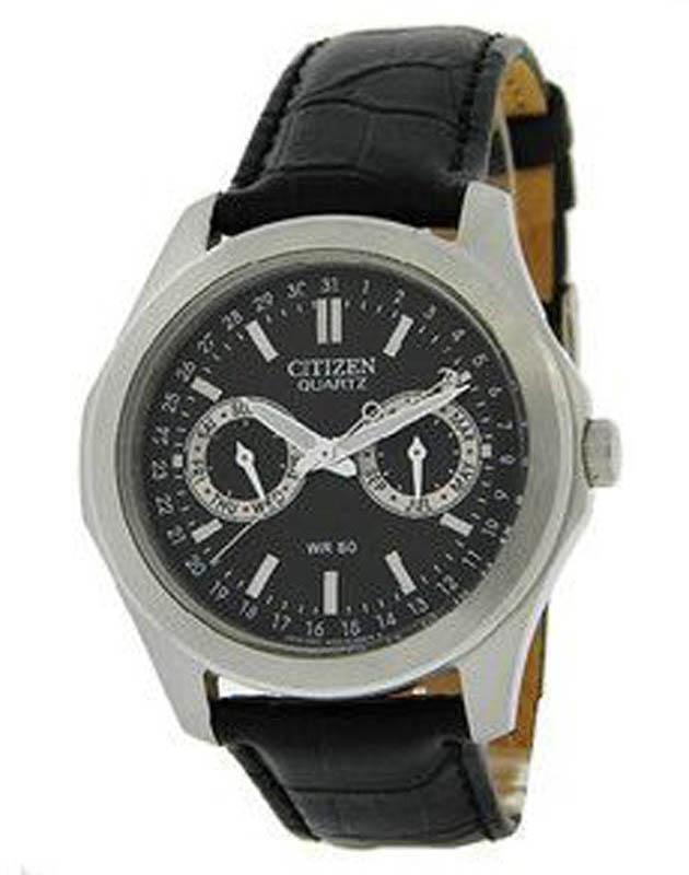 นาฬิกา Citizen Quartz Mens Chronograph รุ่น AG0160-02H