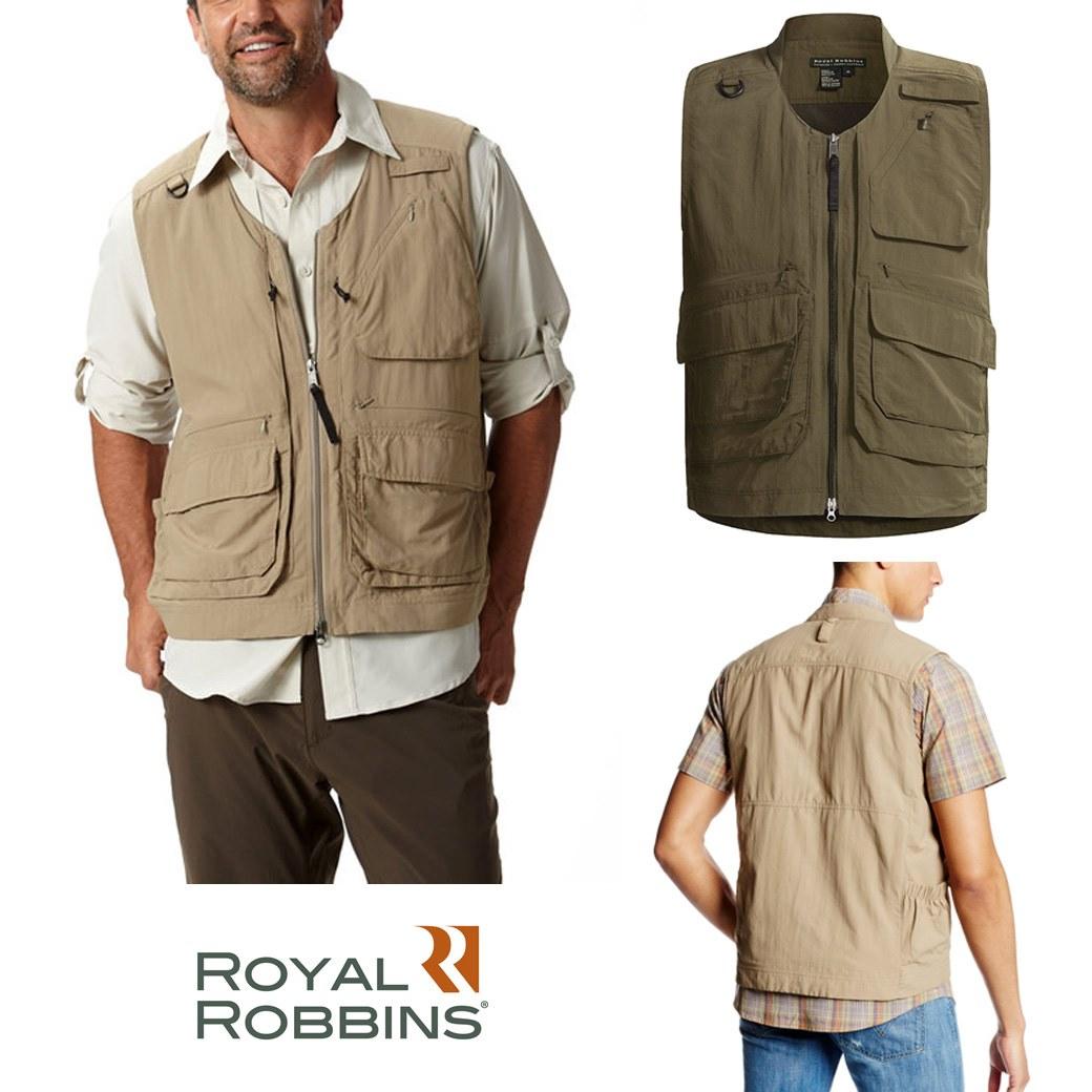 Royal Robins Men's Field Guide Vest