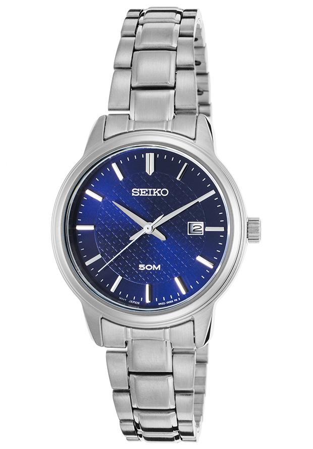 Seiko Ladies Seiko Quartz Analog Casual Watch SUR749P1