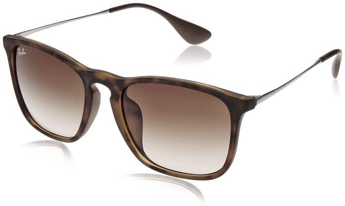 RAY BAN Sunglasses RB4187F 856/13 Havana Rubber size 54mm.