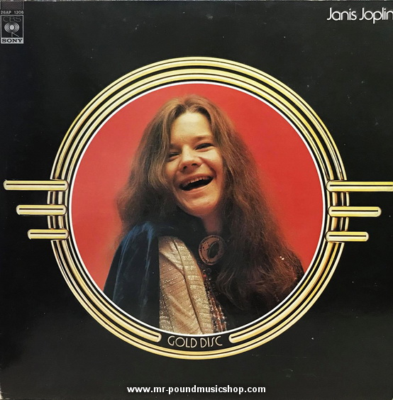 Janis Joplin - Janis Joplin (Gold Disc)