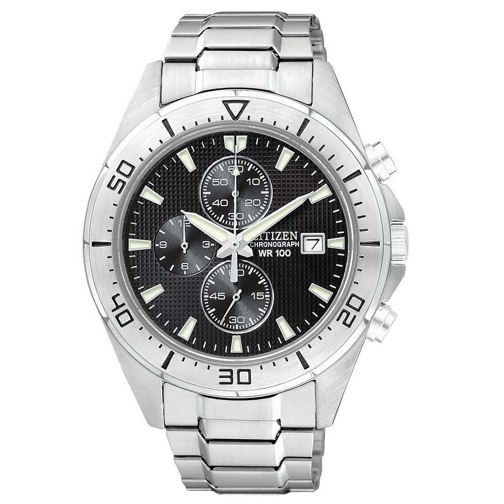 Citizen Chronograph Men's Watch รุ่น AN3460-56E