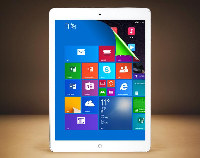 ONDA V919 AIR 64GB 2 ระบบ Win. 8.1/Android 4.4 จอ 9.7นิ้ว RETINA แถมคีย์บอร์ดบูลทูธ