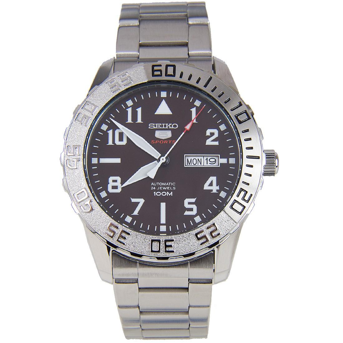 นาฬิกาผู้ชาย SEIKO Sports รุ่น SRP753K1 Automatic Man's Watch