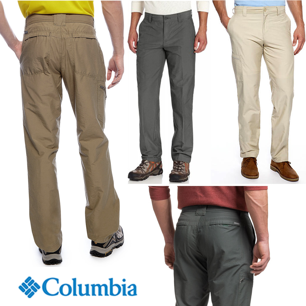 Columbia Men's Twisted Cliff Pant