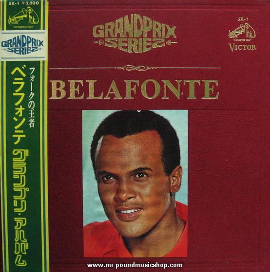 Harry Belafonte - Belafonte Grand Prix Series