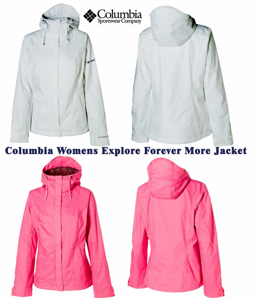Columbia Women's Explore Forever More Jacket