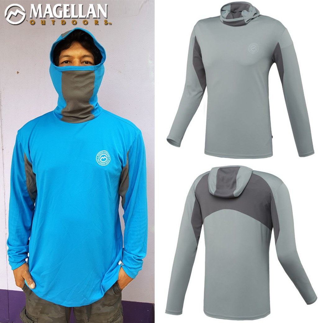 Magellan Outdoors Men's Ninja Performance Hoodie