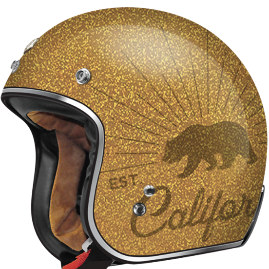 TORC T-50 Grizzly (Gold Sparkle)