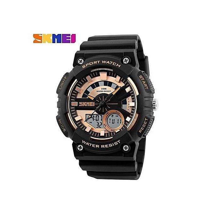 นาฬิกาข้อมือ SKMEI รุ่น 1235