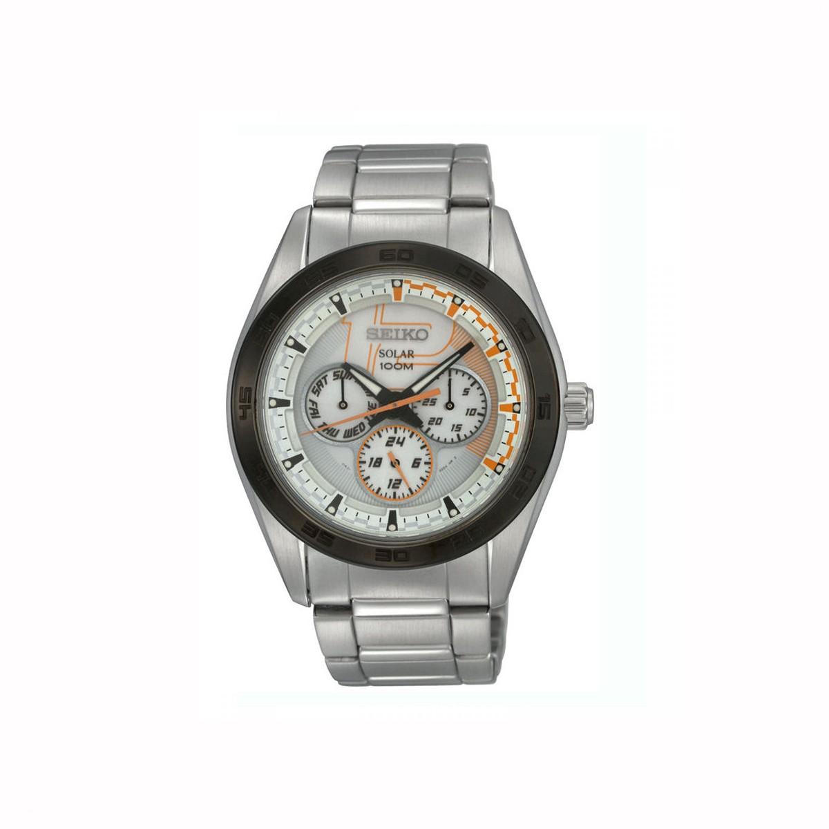 นาฬิกาข้อมือ SEIKO Criteria SOLAR Chronograph รุ่น SNE197P1