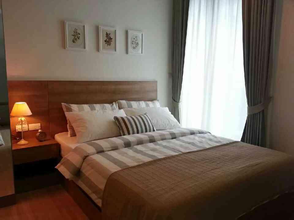 คอนโดให้เช่า Rhythm Phahon-Ari รีธีม พหลฯ-อารีย์ (พหลโยธิน) 1 ห้องนอน ห้องหันไปทางทิศเหนือ ราคา 190000 บาทต่อเดือน พื้นที่ 35 ตร.ม ชั้น 42 เฟอร์นิเจอร์ครบ