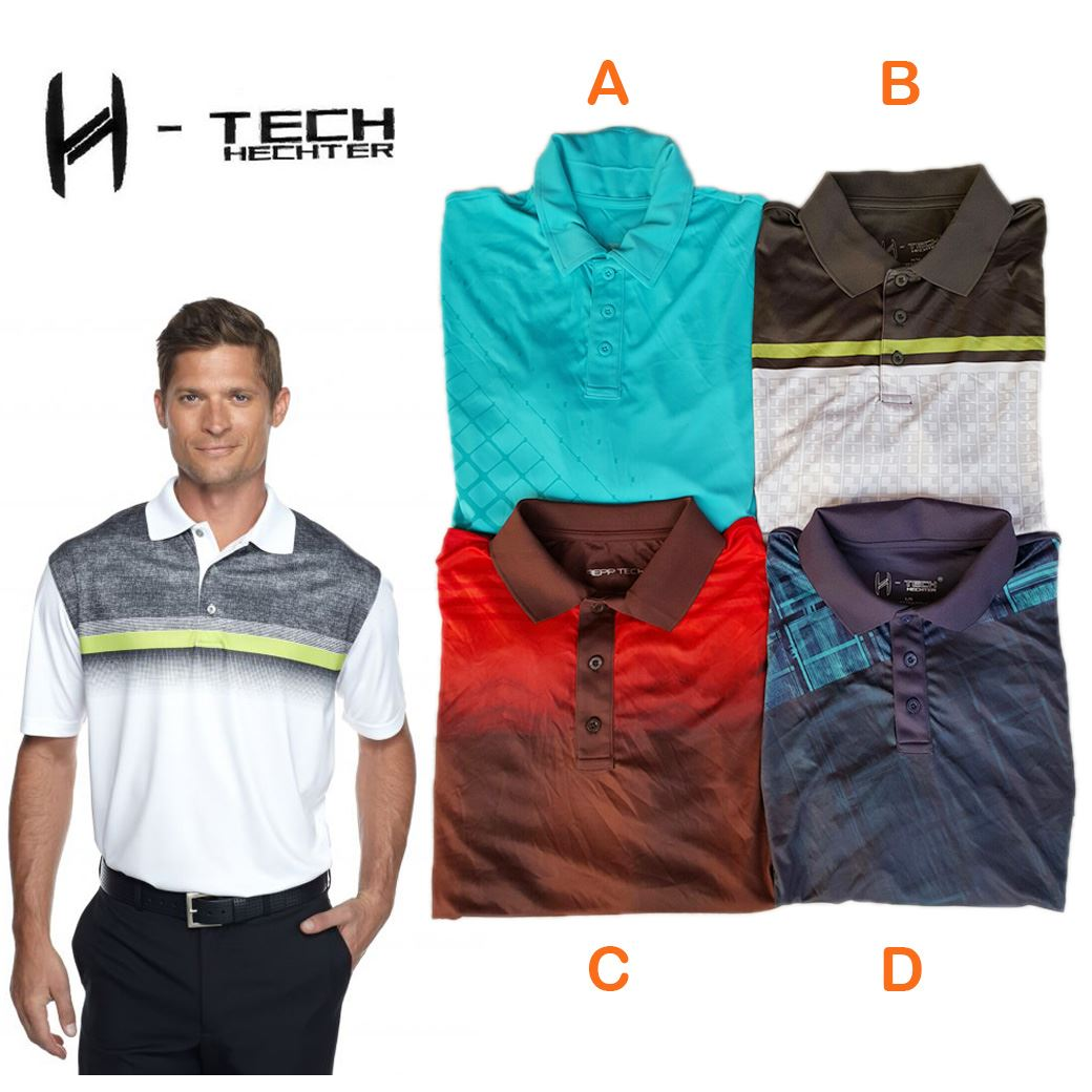 H-TECH HECHTER Polo Shirt