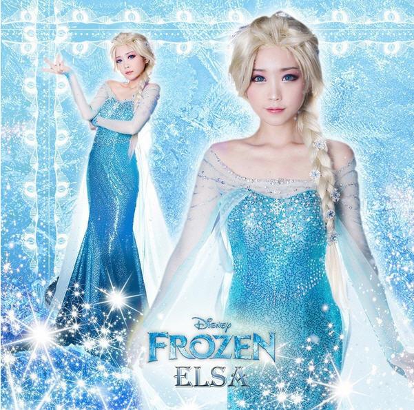 เช่าชุดเอลซ่า อันนา Frozen ชุดเจ้าหญิงดิสนีย์ ชุดเจ้าชาย ชุดแม่มด ชุดฮาโลวีน ชุดแวมไพร์ ให้เช่าราคาถูกสุดๆ 094-920-9400 , 094-920-9402
