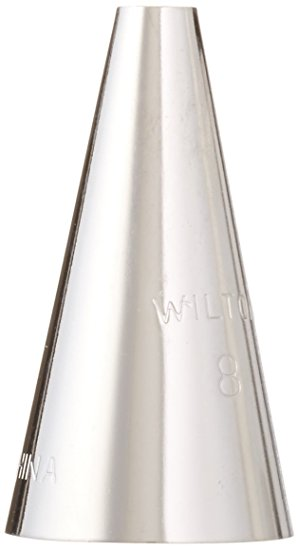 Wilton NO.8 ROUND TIP ( 402-8 )