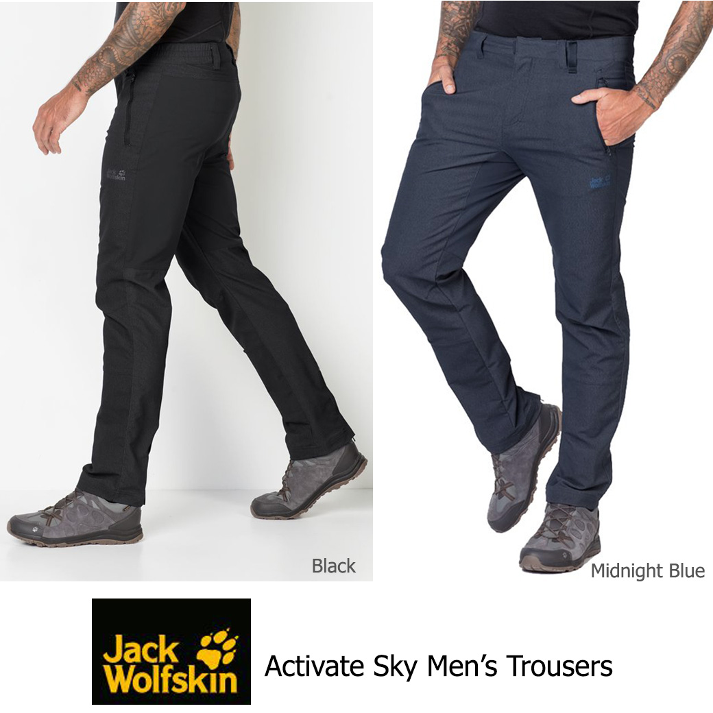 Jack Wolfskin Activate Sky Pant