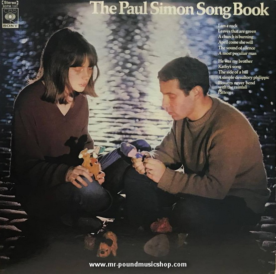 Paul Simon - The Paul Simon Song Book