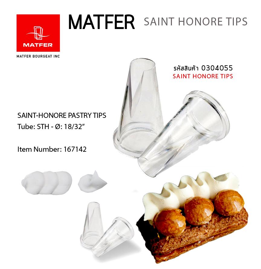 Matfer SAINT HONORE TUBES (167142)