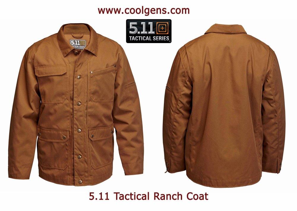 5.11 Tactical® Ranch Coat