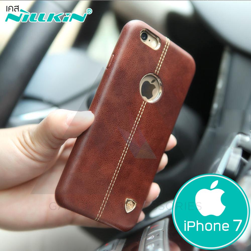 Nillkin Englon Leather - เคส iPhone 7