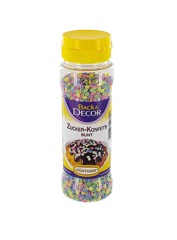 .Back&DECOR (Konfetti) sprinkles, confetti